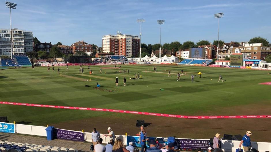 Crickettour 2019 - Brighton