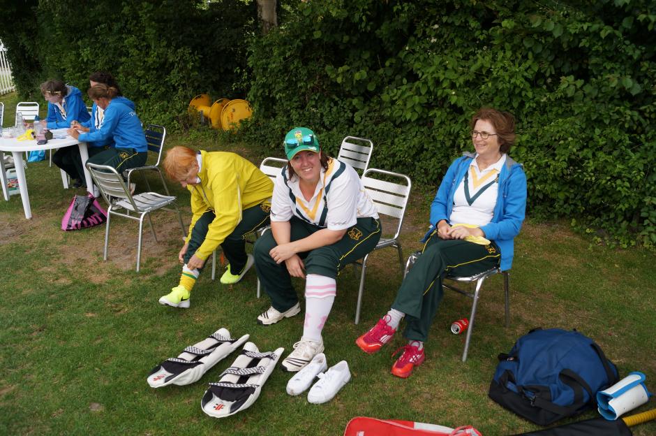 Cricketdames Finale VRA 2019