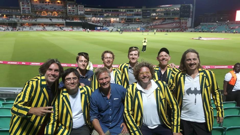 Crickettour 2019 - The Oval - T20 Vitality Blast