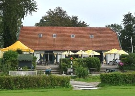 Clubhuis Groen-Geel